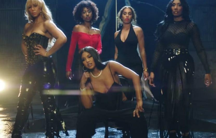 New Video: Toni Braxton 'Long As I Live' [with Tamar Braxton & Towanda Braxton]
