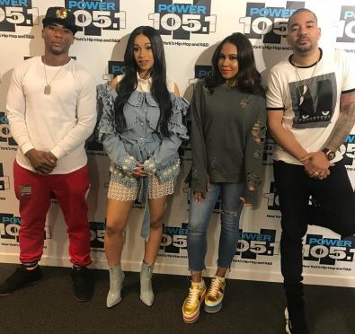 Watch: Cardi B Makes History Co-Hosting 'The Tonight Show'+Talks Beyonce Collaboration Rumors, Alleged Ghost Writers, Pregnancy Announcement & More at 'The Breakfast Club'