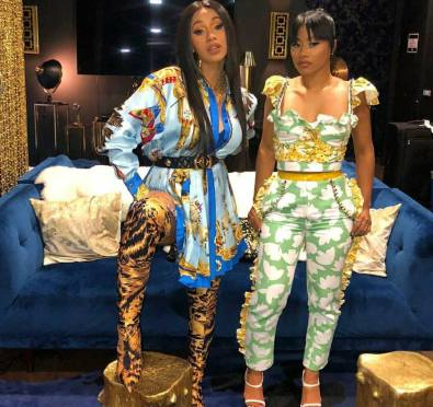 Watch: Cardi B & Sister, Hennessy Carolina Take Over MTV with 'TRL: Party with Cardi'