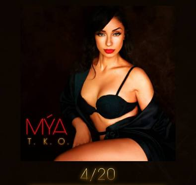 Listen: Mýa Previews HOT New Music From Her 20 Year Anniversary Album 'T.K.O.'
