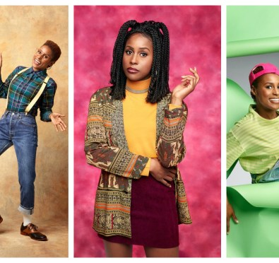 Here For It: Issa Rae Channels Moesha, The Fresh Prince & Urkel In Dope 90's Spread/Interview For GQ Magazine [Photos/Video]