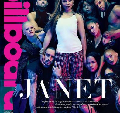 Janet Jackson Talks New Music, Legendary Career, New Artists She Enjoys & More For 'Billboard Magazine' Cover Ahead of Highly Anticipated ICON Award Performance [Photos/Video]