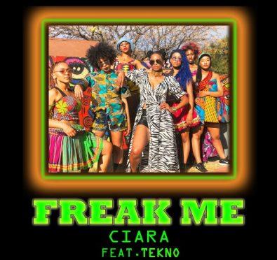 New Music: Ciara 'Freak Me [feat. Tekno]'