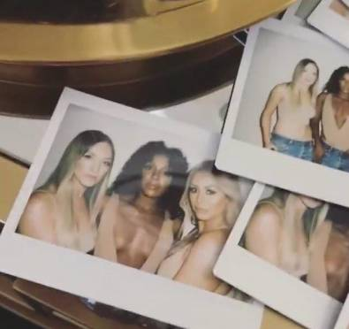 Surprise! They're Coming! Danity Kane Reunion Frenzy Begins After Members Share New 2018 Photo Shoot Footage [Video/Pics]