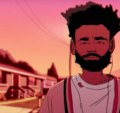New Video: Childish Gambino Does It Again with Star Studded Animated Visual 'Feels Like Summer'