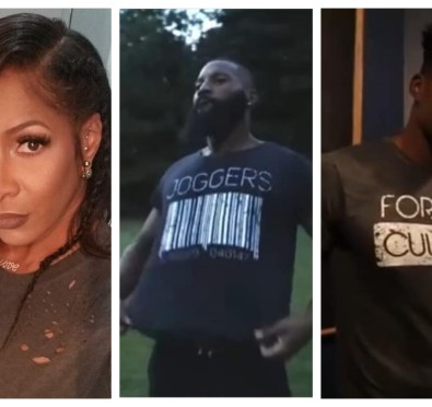 It's Official! Sheree Whitfield Launches 'She By Sheree' Joggers/Tee Line, Unveils Promo Trailer [Video]