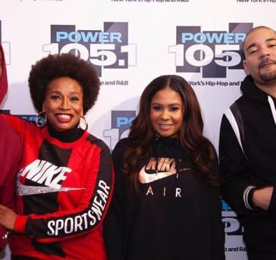 She's Back: Jennifer Lewis Returns To 'The Breakfast Club,' Gets Real on Mental Health, Surviving Depression, Her Support of Nike, Empowering Millennials, Trump & More [NSFW]