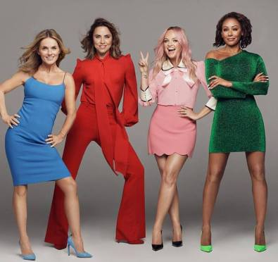 Watch: Spice Girls Dish on Reunion Tour without Victoria Beckham, Empowering a Generation & More In New Interview