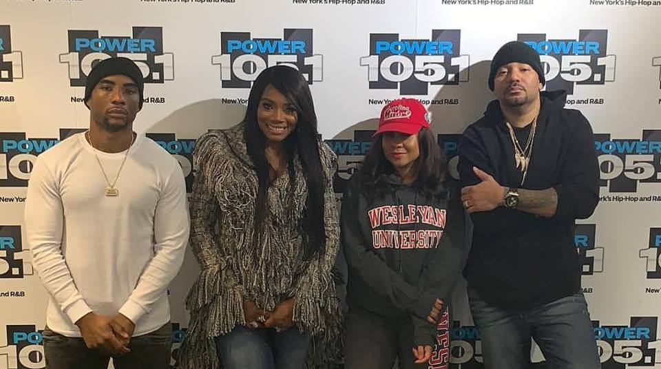 Yandy Smith Spills On Love Hip Hop Origins Being Cut Out Of Ep