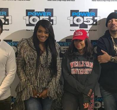 Yandy Smith Spills on 'Love & Hip Hop' Origins, Being Cut Out of EP Credit, Issues with Mona Scott Young+Falling Out with Kimbella, Juelz Santana, Breaks Down & More at 'The Breakfast Club' [Video]