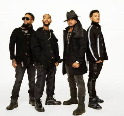 Watch: Omarion Spills on B2K Tour, Possible New Group Album, His New Solo Album & More at 'ET'
