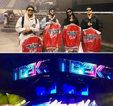 B2K Kicks Off 'The Millennium Tour' In Pittsburgh and It Was a Whole Lit-uation [Photos/Videos]