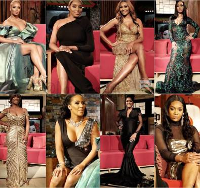 Hot Shots: 'The Real Housewives of Atlanta' Season 11 Reunion Fashions Unveiled