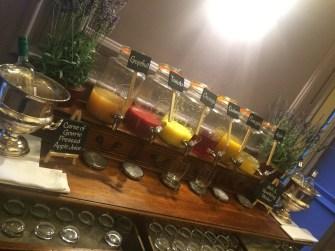 Gleneagles hotel breakfast
