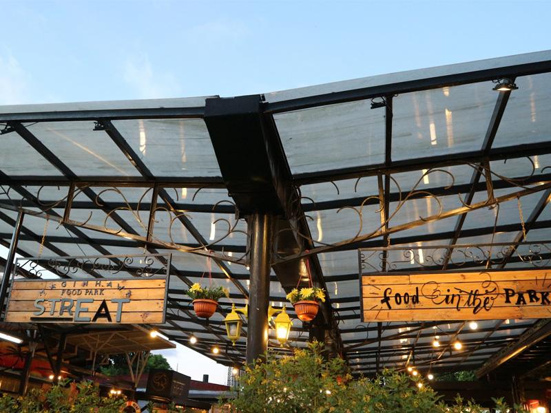 Maginhawa StrEat Food Park