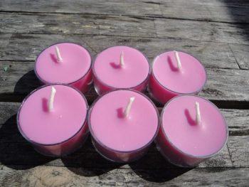 Jasmine Dreams Tea Light Candles | Jojo's Candle Company