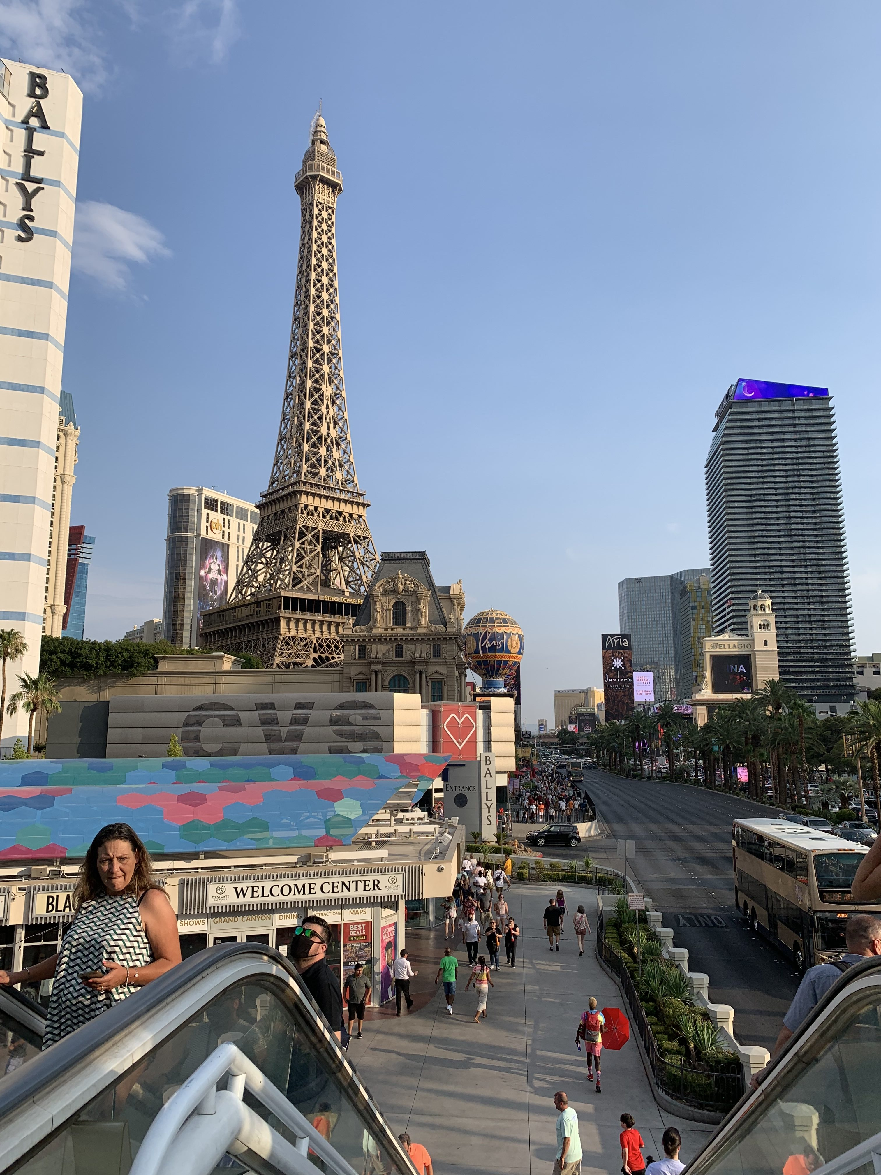Top Tips for Visiting Las Vegas