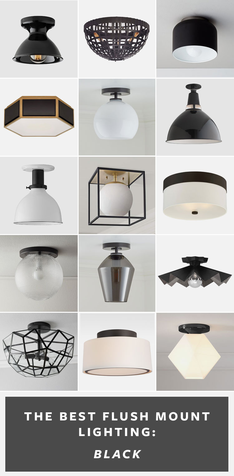 My Ultimate List Of The Best Flush Mount Lighting In All Finishes