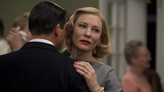 Carol. Photo courtesy of The Weinstein Company.