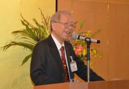 小和田哲男理事長の講話