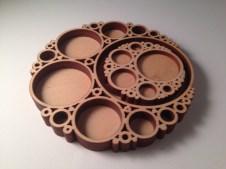 Appollonian Gasket 3 - Jewelry Tray