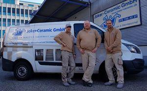 Joker-Ceramic GmbH | Plattenleger aus Oftringen im Aargau