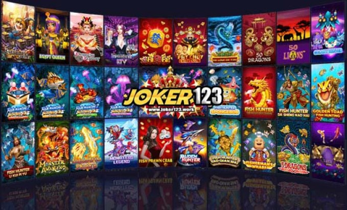 joker gaming เว็บตรง