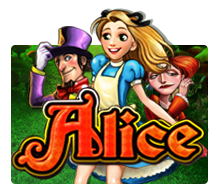 Joker Slot - Alice