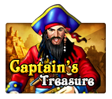 Joker Slot - Captain's Treasure
