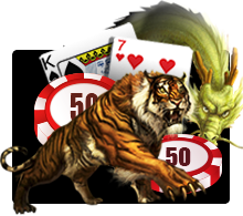 Joker Slot - Dragon Tiger