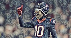 DeAndre Hopkins is the best wide receiver in the NFL