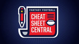 the espn cheat sheet is perfect for a beginner's guide to a successful fantasy football season