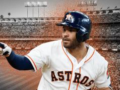 Jose Altuve MLB Second Half Storylines AL West