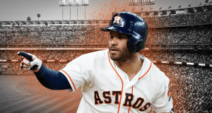 Jose Altuve MLB Second Half Storylines AL West