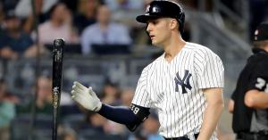 Greg Bird and other disappointments are part of what went wrong for the 2018 new york yankees