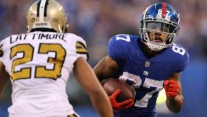 Sterling Shepard and more picks for you daily fantasy lineup in week 5