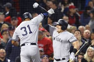 The yankees broke the home run record but left too many men on base which is the main answer to what went wrong for the 2018 new york yankees