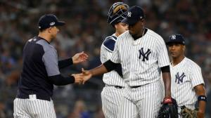 Luis Severino and what went wrong for the 2018 new york yankees