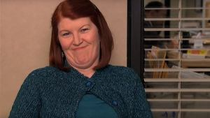 meredith palmer on ranking the best and worst characters on the office