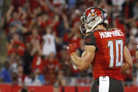 Adam Humphries and more Week 13 Sneaky Plays for your daily fantasy lineup