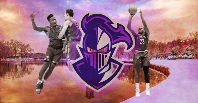 The Furman Basketball Cinderella Story has begun in December