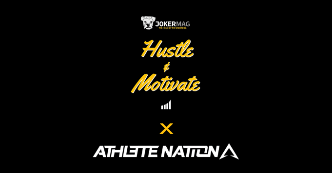 Sitting down with Hunter Radenslaben, founder & CEO of Athlete Nation to talk about his story. Hustle & Motivate is presented by Joker Mag, the home of the underdog.