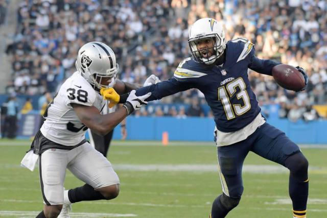 Keenan Allen and more Week 14 Sneaky Plays for your daily fantasy football lineup