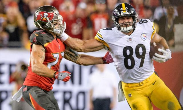 Vance McDonald and more Week 14 Sneaky Plays for your daily fantasy football lineup