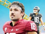 How Washington State QB Gardner Minshew Finally Found a Home, a story by Joker Mag, the home of the underdog. Gardner Minshew NFL Draft 2019.