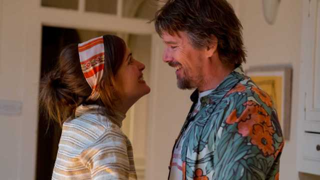 Rose Byrne and Ethan Hawke star in 'Juliet, Naked', a unique rom-com that puts a modern twist on the love triangle motif. 'Juliet, Naked' review by Joker Mag, the home of the underdog