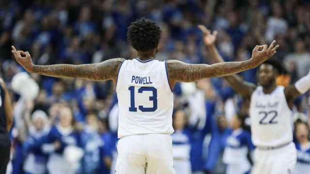 Seton Hall basketball punches NCAA Tournament ticket with upset of Villanova. Sneaky Plays new format.
