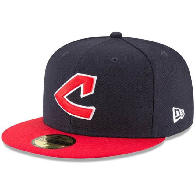 The Cleveland Indian's throwback cap is one of the more underrated mlb hats around.