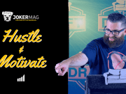 Huseyin The Brain interview on Hustle & Motivate, presented by Joker Mag, the home of the underdog.