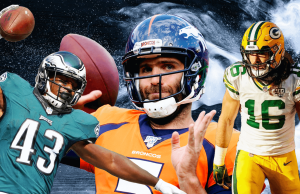 2019 NFL Preview of the underdogs and overlooked NFL teams by the football experts at Joker Mag, the home of the underdog.